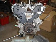 Proper Honda JV6 crank pulley removal procedure. BUY THE TOOL.