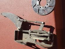 Transfer case brake