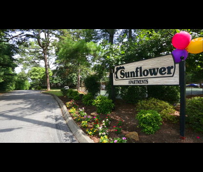 Sunflower Apartments. 4619 Sunflower Road, Knoxville, TN 37909