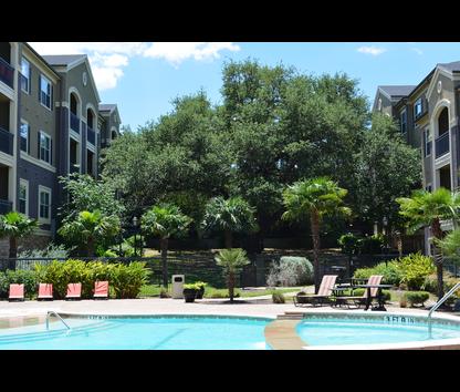 The Abbey At Grande Oaks Apartments San Antonio