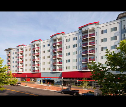 The Galaxy Apartments. 8025 13th Street, Silver Spring, MD 20910 Design Inspirations