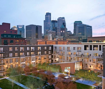 Perfect Image Of Mill District City Club Apartments In Minneapolis, MN