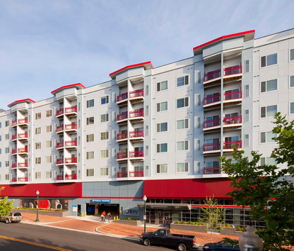 Image Of The Galaxy Apartments In Silver Spring, MD
