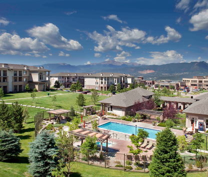 Perfect Image Of Sagebrook Apartment Homes In Colorado Springs, CO