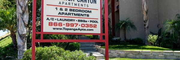 Topanga Canyon Apartments