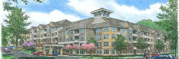 The Mulberry Senior Living Apartments