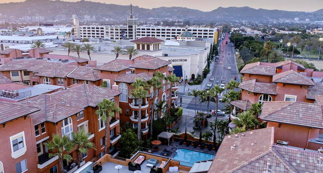 Image Of Palazzo West At The Grove In Los Angeles Ca