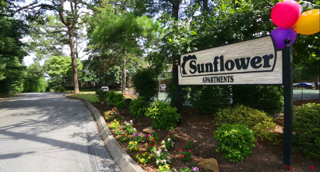 Great Image Of Sunflower Apartments In Knoxville, TN