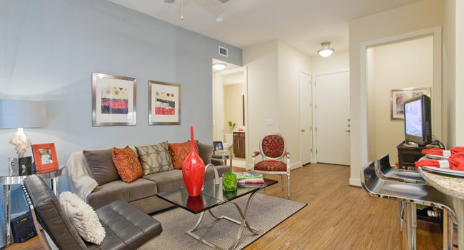 Image Of Domain At Citycentre Apartments In Houston Tx