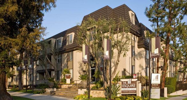 Image Of Esquire Apartments In Los Angeles Ca