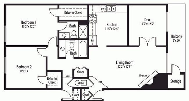 Bourbon Square Apartments 166 Reviews Page 6 Palatine Il
