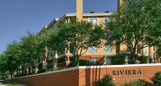 Amazing Image Of Riviera At West Village Apartments In Dallas, TX