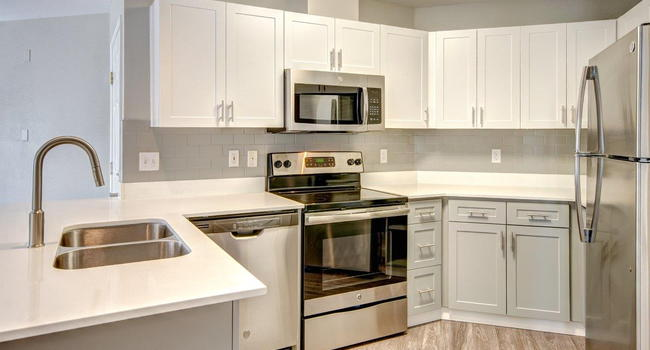 Clock Tower Village Apartment Homes Kitchen and Appliances