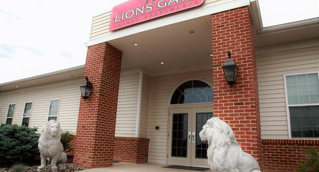 Image Of Lions Gate Apartments In Bloomsburg Pa