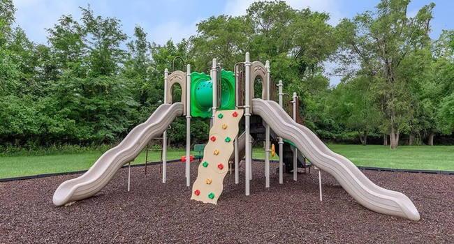 Your Kids Will Enjoy This Safe & Fun Playground!
