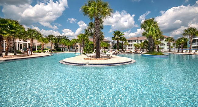Image Of Cabana Beach In Gainesville Fl