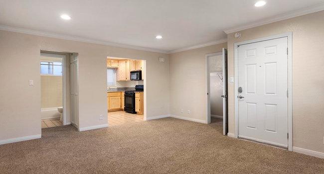 spacious, open floor plans