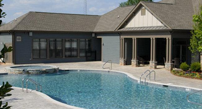 Image Of Bridgewater Apartments In Huntsville, AL