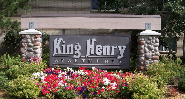 Image Of King Henry Apartments In Provo Ut