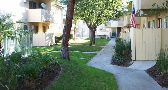 Image Of The Palms Apartments In Rowland Heights Ca