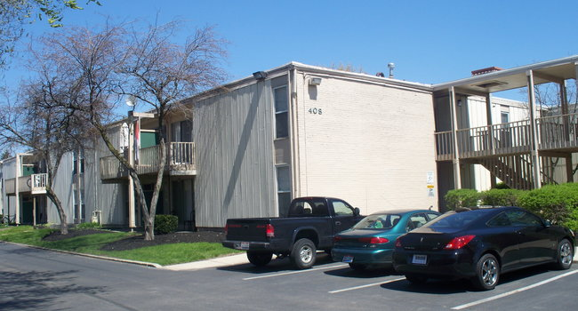Image of Tivoli Apartments in Columbus, OH