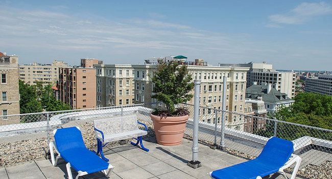 Image Of 2100 Connecticut Avenue Apartments In Washington Dc