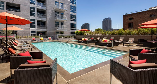 Image Of Avant South Park Apartments In Los Angeles Ca