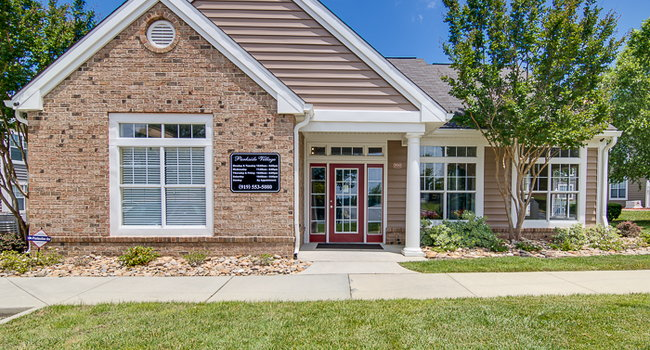 Welcome home to Parkside Village in Clayton, NC