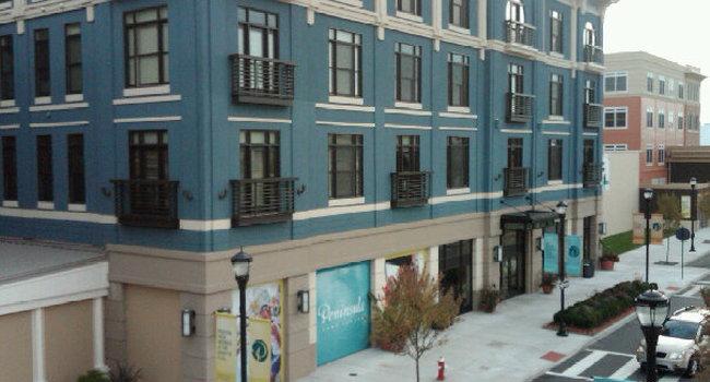 Image Of The Chapman Apartments In Hampton Va