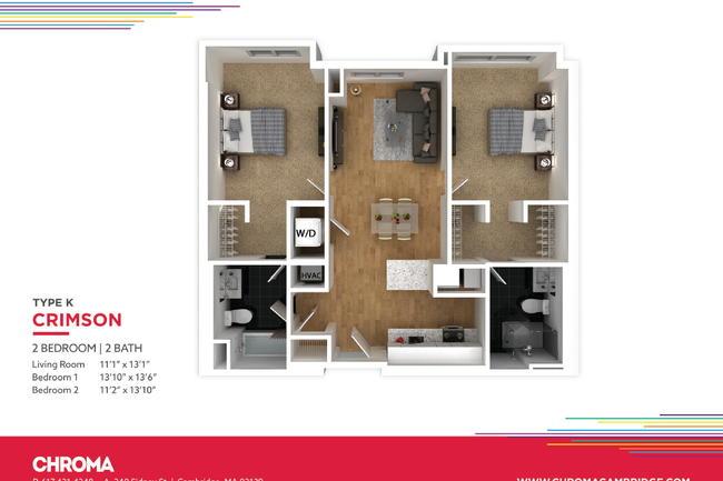 Chroma - 4 Reviews | Cambridge, MA Apartments for Rent