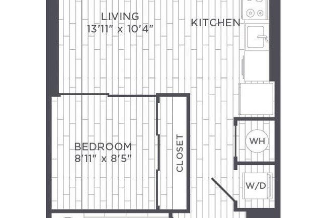 Sonnet Apartments - 13 Reviews | Washington, DC Apartments for Rent