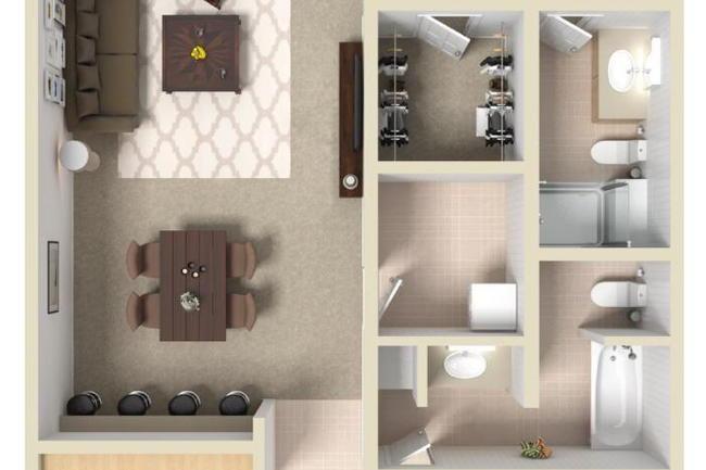 Valley Ranch Apartments - 50 Reviews   Ann Arbor, MI ...