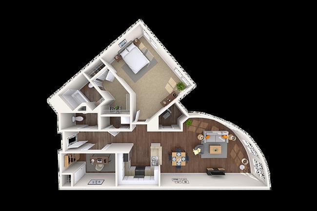 Post Pentagon Row - 265 Reviews | Arlington, VA Apartments ...