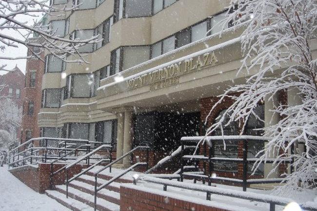 Resident Photo Of Mount Vernon Plaza Apartments In Washington Dc